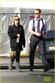 Kristen Bell House by Kristen Bell Baby Bump Cover Up On U0027house Of Lies U0027 Set Photo
