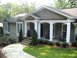 adding a front porch to a colonial adding a front porch ideas