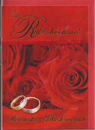 sprüche zur rubinhochzeit glückwunschkarte zur rubinhochzeit herzlichen glückwunsch