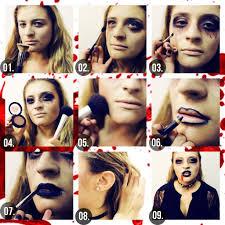 Three Halloween Makeup Tutorials That Will Teach You Basic Makeup