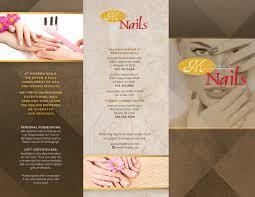 menu u2013 modern nails