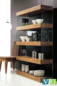 Dark Wood Bookshelves by Modern Wood Bookcase Bookcases Modern Wood Shelf Brackets Modern