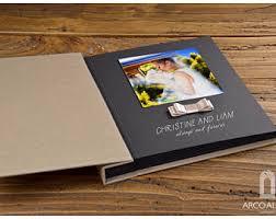 Photo Album Black Pages Handmade Photo Album Etsy