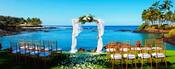 hawaii wedding packages at waikoloa