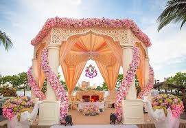 shaadi decorations stunning indian wedding mandap decor ideas to say i do