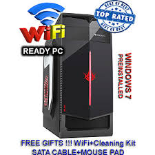 Desktop Cabinet Online Ci5 8 1tb Core I5 Cpu 8gb Ram 1tb Hdd Atx Cabinet Desktop Pc
