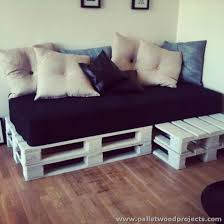 home design endearing pallet furniture sofa daybed diy home