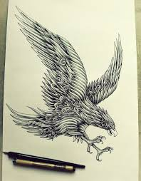 tattoo eagle tumblr eagle i have created specially for fc vitesse by alex konahin