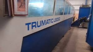 kw for sale for sale trumpf trumatic l6050 5 kw 2004 cnc laser cutting