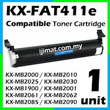 Toner Panasonic Kx Mb2085 panasonic 411e kx fat411e kxfat411 high quality compatible fax