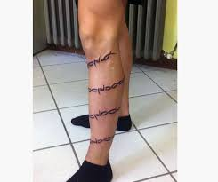 Barbed Wire Tattoos Designs Pictures 12 Barbed Wire Designs