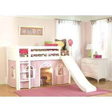 Bunk Bed With Slide Ikea Ikea Low Loft Bed Bunk Bed Playhouse White Low Loft Playhouse