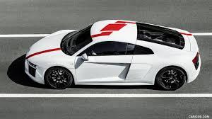 Audi R8 White - 2018 audi r8 rws color ibis white side hd wallpaper 19