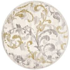 Grey Round Rug 17 Best Round Rugs Images On Pinterest Round Rugs Area Rugs And