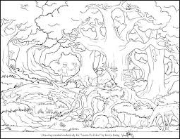 free coloring page of the rainforest rainforest coloring pages forest coloring pages printable free