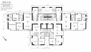 mansion floor plans story luxury house mega house plans 21657