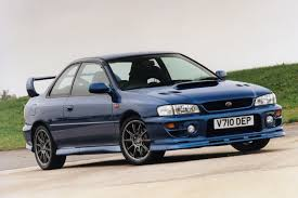 subaru bugeye jdm special relationship u2013 history of the subaru uk special editions