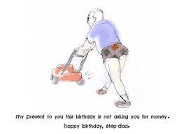 myfuncards lawnmower step dad send free birthday ecards dad u0027s