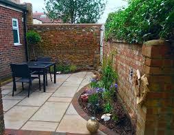 patio garden design garden design case study balanis
