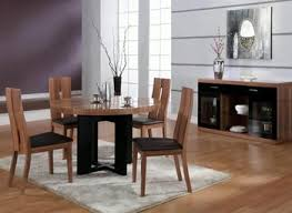Modern Round Dining Room Tables Modern Dining Room Table Provisionsdining Com