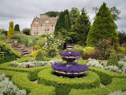 the gardens at upper slaughter manor cotswolds ireland wales