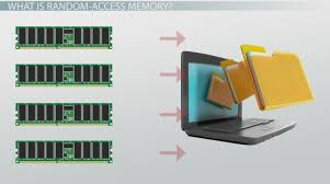 what is random access memory ram definition u0026 history video