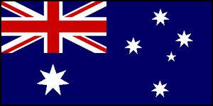 australia flags for countries from around the world for