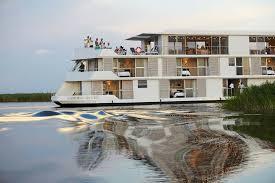 zambezi queen luxury houseboat gallery