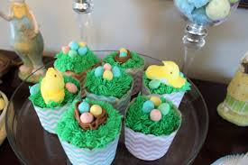 Simple Easter Cupcake Decorations by Easter U2013 Honey Monday