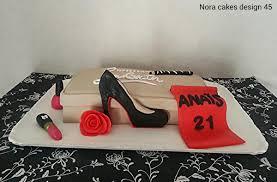 gâteau chaussure louboutin wedding cakes et cakes design dans