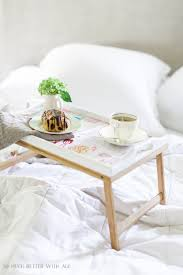 Breakfast In Bed Table by Mother U0027s Day Breakfast In Bed Tray With Decoupaged Kids U0027 Art So