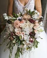 cascading bouquet 32 chic cascading wedding bouquets martha stewart weddings