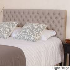 King Tufted Headboard Tufted Headboards For Less Overstock