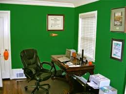 best paint color for home office office table