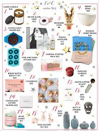 gift guide 25 and cupcakes