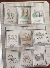 interactive writing notebook for first grade first grade centers