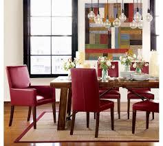 Cream Leather Dining Chairs And Table Br U003e U003cb U003ewarning U003c B U003e Shuffle Expects Parameter 1 To Be Array
