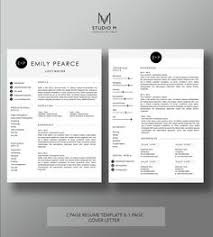 Pages Resume Templates Absolutely Love This Creative Resume Very Simple Yet Unique