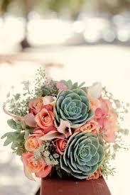 succulent bouquet 6 unique wedding bouquets myweddingfavors wedding tips