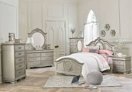 badcock bedroom sets grace silver twin bed badcock home furniture more of south florida