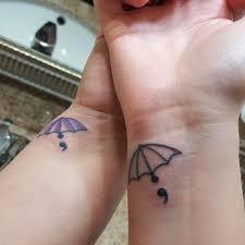 semicolon tattoo meaning 53 semi colon tattoos designs
