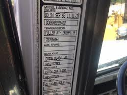 volvo truck model numbers 1996 volvo wg tpi