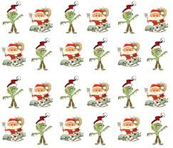 walking dead wrapping paper 176 best zombies attack christmas images on black