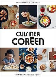 marabout cuisine du monde cuisiner coréen amazon ca caroline hwang linder books