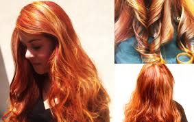 red hair color orange county hair stylist martin rodriguez ooh