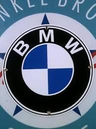 bmw car signs bmw sign ebay