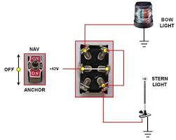 nav anchor light switch connection with pic page 2 the hull