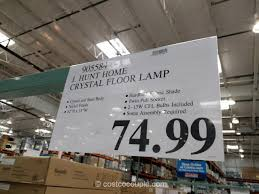 Costco Table Lamps Contemporary J Hunt Floor Lamps Home Crystal Lamp Costco