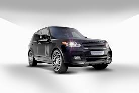 modified range rover sport overfinch news