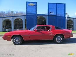 1981 Camaro Interior 1981 Red Chevrolet Camaro Berlinetta 76071986 Photo 2 Gtcarlot